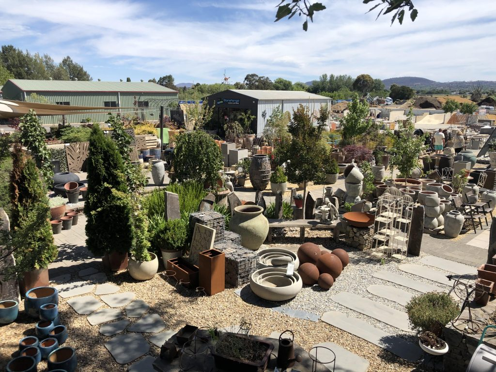 Stonehenge Beltana - Canberra's preferred landscaping and garden supply centre.